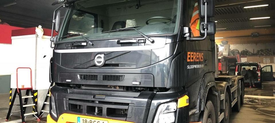 ProNano Nederland Contactloos Shampoo car wash Pro Nano Friesland