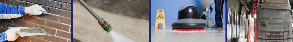 Palsma Cleaning gevelrenovatie hogedruk reinigen schoonmaak ProNano Nederland